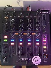 Allen & Heath Xone 43 4-Channel DJ Mixer With Original Box