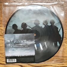 """MY CHEMICAL ROMANCE, """"THE GHOST OF YOU"""" / """"HELENA"""". RARE 7"""" VINYL PICTURE DISC !"""