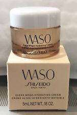Shiseido WASO Clear Mega-Hydrating Cream Moisturiser 5ml TRAVEL SIZE