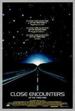 Close Encounters of the Third Kind Movie Poster 27 x 40 Richard Dreyfuss, B