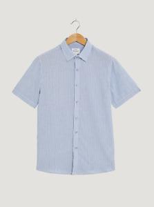 Peter Werth New Mens Quinn SS Shirt - Navy