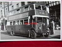 PHOTO  LONDON TRANSPORT BUS NO STL2273 ON ROUTE 410 18/6/49