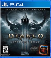 Diablo III: Ultimate Evil Edition PS4 New PlayStation 4, playstation_4