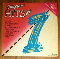 Various – Super Hits #1 Vinyl LP Album Comp 33rpm 1981 Ronco – RTL 2058-A