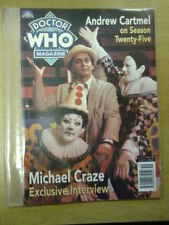 DOCTOR WHO #225 1995 MAY 10 BRITISH WEEKLY MONTHLY MAGAZINE DR WHO DALEK MCCOY