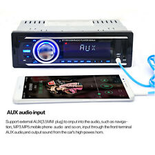 """1.5"""" 1 Din Car Auto Radio Mp3 Player Stereo Bluetooth Audio FM / USB Supported"""