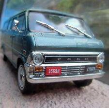 007 JAMES BOND Ford Econoline Van - Diamonds are Forever - 1:43 BOXED CAR MODEL