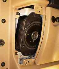 """SELECT INCREMENTS DASH POD INCLOSURES 97-02 JEEP TJ  WITH 5.25"""" KICKER SPEAKERS"""