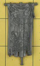 Warhammer 40K marines espaciales Gris Caballeros Terminator Banner