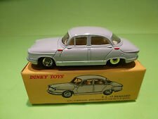 DINKY TOYS ATLAS 547 PL 17 PANHARD - GREY - 1:43 - NEAR MINT IN BOX