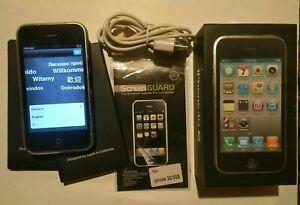 Apple iPhone 3GS - 8GB - Schwarz (GSM)
