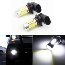 2pc Xenon White 9005 HB3 High Power COB LED Projector #B Bulbs Driving Fog Light