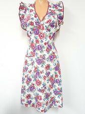 Vintage 1940s/1950s Hawkins Of Preston Pinafore Apron Fits UK Size 8 10 12