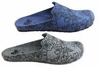 Brand New Scholl Bioprint Laye Womens Comfort Supportive Slipper Shoes