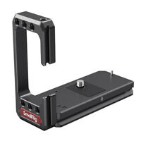 """SmallRig Camera L-Bracket for Canon EOS R5 and R6 w/ Arca-Type 1/4"""" Threads 2976"""