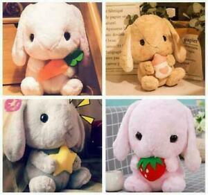 Easter Bunny Soft Plush Toy Rabbit Stuffed Baby Kids Christmas Gift Animals Doll