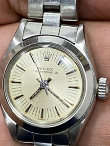 WATCH ROLEX OYSTER PERPETUAL REF. 6718 CAL.2030 FOR WOMENS