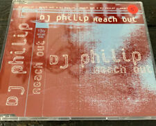 DJ Philip Reach Out 1997 Cd Single 4 Tracks