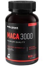 (142,76 € / kg) Body Attack Maca 3000 - 90 Caps