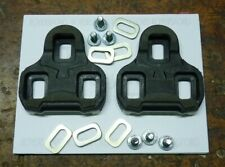 Keo comptible cleats iSSo  4.5 degree float  LOOK Keo