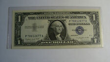 UNITED STATES  -  ONE DOLLAR - 1957 - SILVER CERTIFICATE - PAPER MONEY - MINT