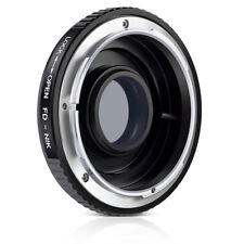 FD-NIK Lens Mount Adapter for Canon FD Lens to Nikon F AI Camera K&F Concept