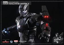 Play Imaginative Super Alloy 1/4 Scale War Machine Mark II DIECAST Figure MISB