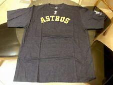 Jose Altuve Houston Astros 2017 World Series T Shirt MLB Baseball Men's XLT