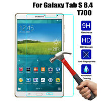 """For Samsung Galaxy Tab S T700 8.4"""" Tempered Glass Screen Protector Cover"""