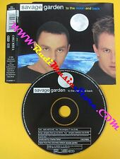 CD singolo SAVAGE GARDEN TO THE MOON AND BACK 1998 no mc lp vhs dvd (S6)