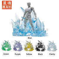 Tamashii Ice Rock Crystal EFFECT Fit Rider Figma S.H.Figuarts SHF Action Figure