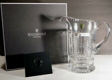 """Rare *NEW* Waterford Crystal RENAISSANCE Pitcher 9 1/4"""" New in the Box"""