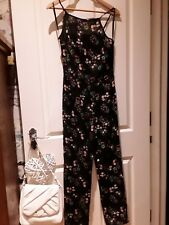 ladies all in one playsuit size 8.party.evening.summer.