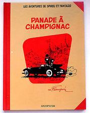 "BD HORS COMMERCE FRANQUIN SPIROU & FANTASIO ""PANADE A CHAMPIGNAC"""
