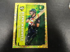 2017 TAP N PLAY ASHES GOLD PARALLEL CARD NO.88 GLENN MAXWELL