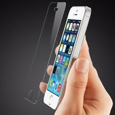 Tempered Glass Screen Protector for Apple iPhone 5S, & 5 Front