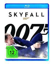 James Bond 007: Skyfall (2013) FSK12 Blu-Ray Disc Spielfilm Film Full-HD 1080p