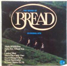BREAD - vintage vinyl LP - 20 Original Hits