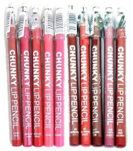 Technic Chunky Lip Liner Pencil Various