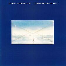 Dire STRAITS: COMMUNIQUE/CD (vertigini 800052-2)