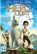 Hero Quest (DVD, 2016) SEALED W/ Slipcover