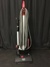 ELECTROLUX SANITAIRE Commercial Quiet Clean Vacuum Cleaner SC9180 Type B Black