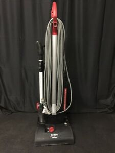 ELECTROLUX SANITAIRE Commercial Quiet Clean Vacuum Cleaner SC9180 Type B Black
