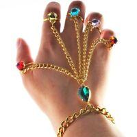 Women bracelet ring chain Marvel  Avengers endgame Thanos Gauntlet  gift forgirl