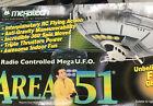 New Megatech RC Radio-Controlled MEGA Blimp~ UFO AirShip1 Area 51