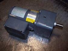 NEW BALDOR .04 HP AC ELECTRIC GEARMOTOR 14.5 RPM OUTPUT PSSH-0 460 VAC