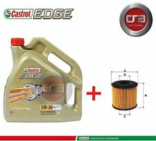 OLIO MOTORE CASTROL EDGE FST LL 5W-30 4 litri + FILTRO OLIO WIX SMART 700