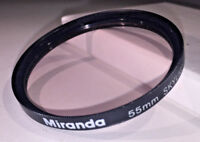 Miranda 55mm Skylight protection filter, good optical condition