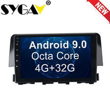 Car Stereo for Honda Civic Radio Android 9.0 In Dash GPS Navigation Head Unit