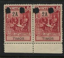 Timor  RA2 proof pair  Mint  og   LOOK